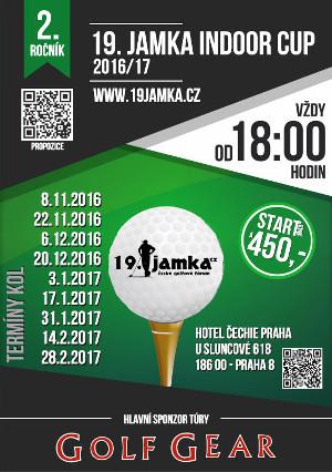 19.JAMKA INDOORCUP 2016/17