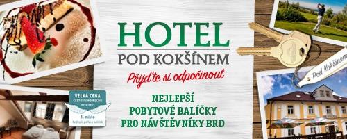 Hotel Pod Kokšínem | Brdy | Pilsner Golf Resort Hořehledy