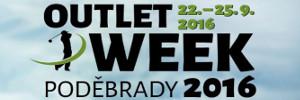 Outlet Week Pod2brady 2016 (22.9. až 25.9.2016)