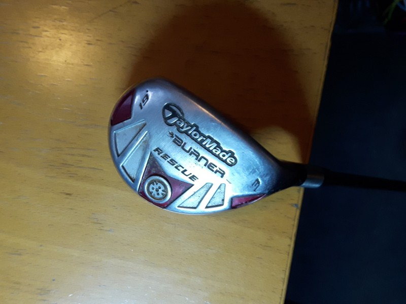 TaylorMade Burner Rescue 3-19