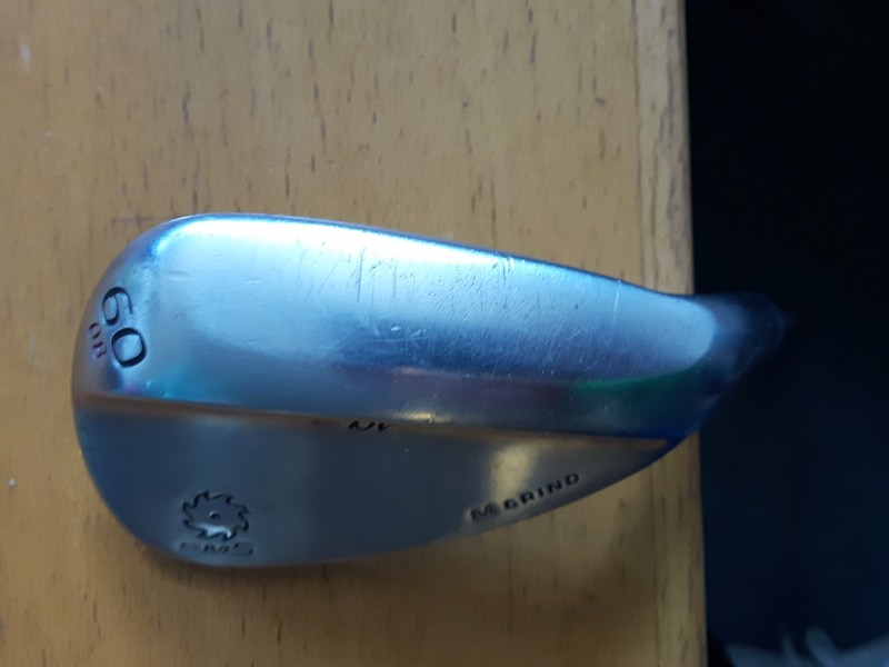Titleist SM5 60/08 Wedge