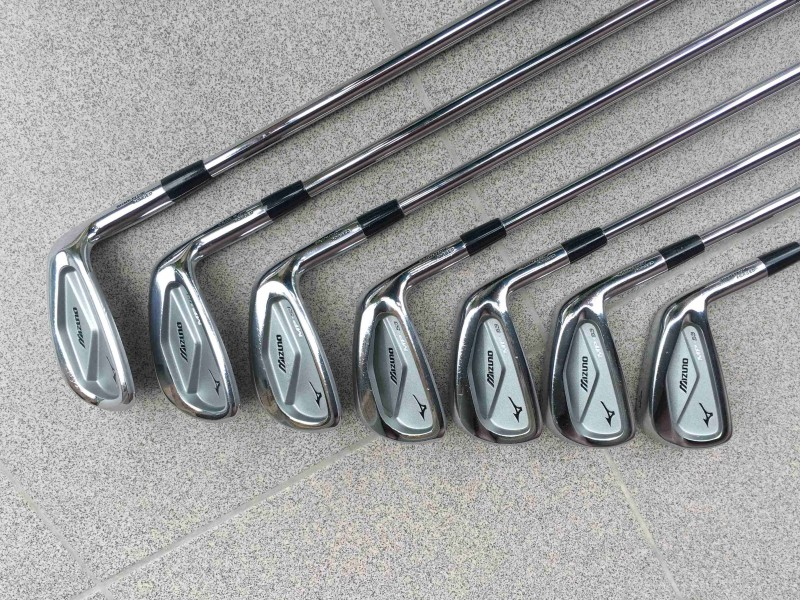 Mizuno MP53, set 4 - PW, shafty R - Flex