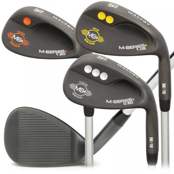 Maltby M-Series+ Wedges 60/6 LW 1, 05