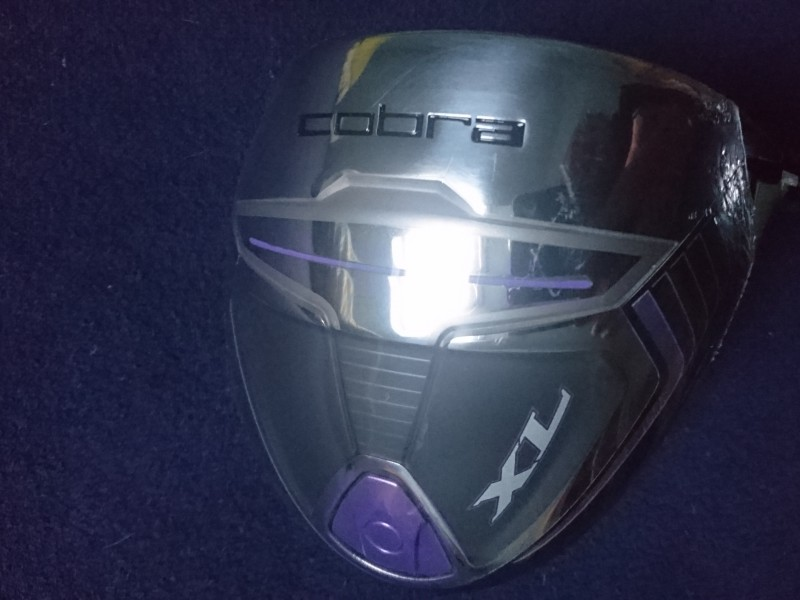 Nový COBRA DRIVER XL s coverem
