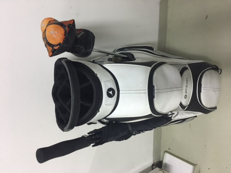Golfobý bag Motocaddy