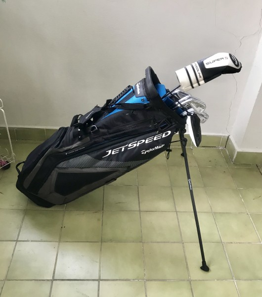 Set taylormade železa rsi forged 5-PW wedge 56, 60 dřevo adams