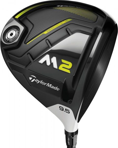 TaylorMade M2 driver model