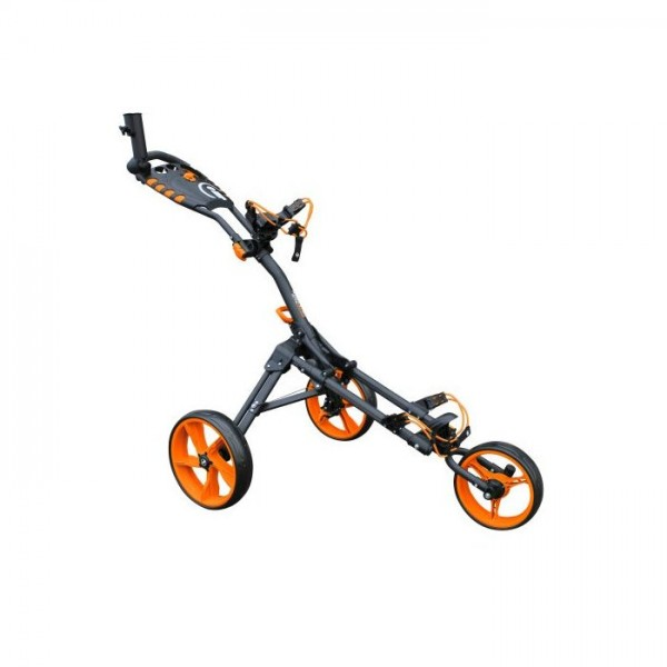 Nový vozík Masters iCart One Compact 3 Wheel Push Trolley