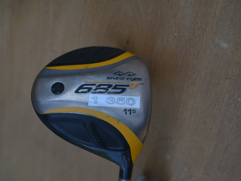 Driver SnakeEyes 685 11, 5 st
