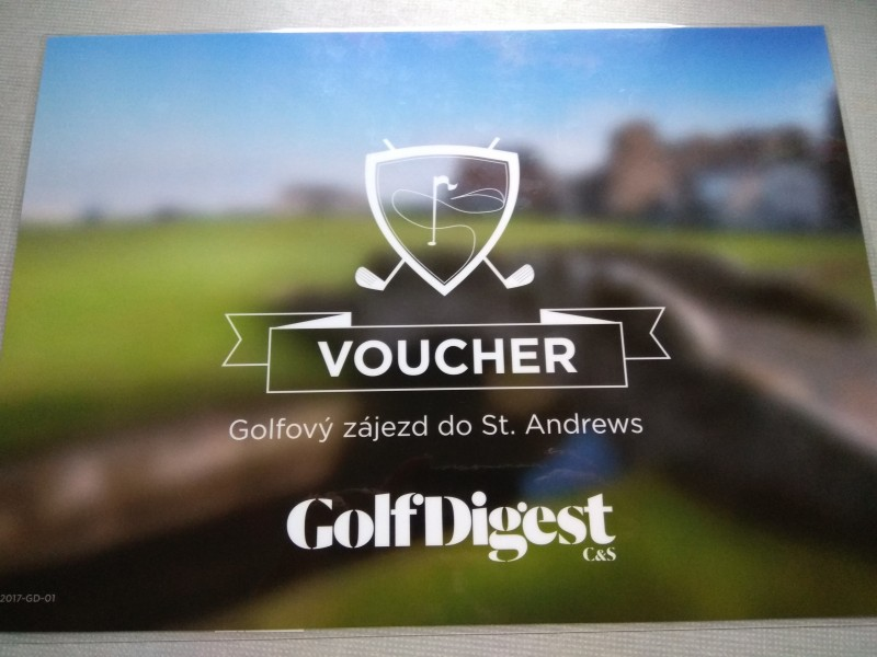 Voucher do St. Andrews