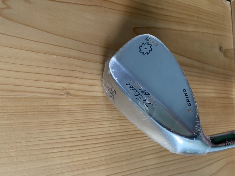 Nová Titleist Vokey wedge SM5 56/14