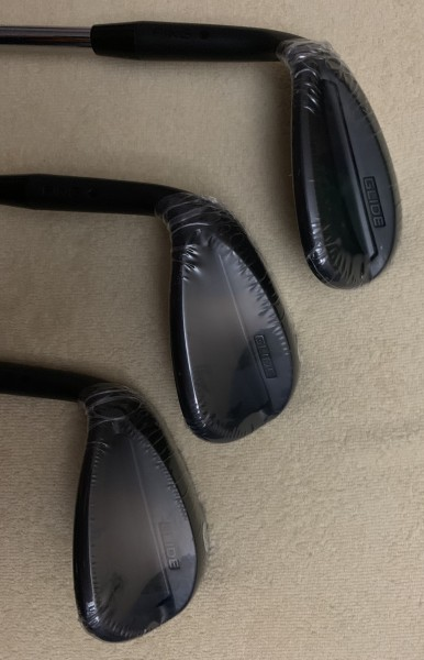 Ping Glide Stealth 2x 54/12 a 1x 60/10 pro leváky