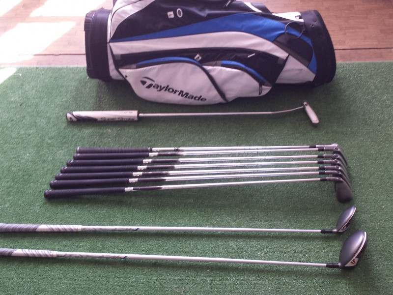 set Callaway, Taylor made