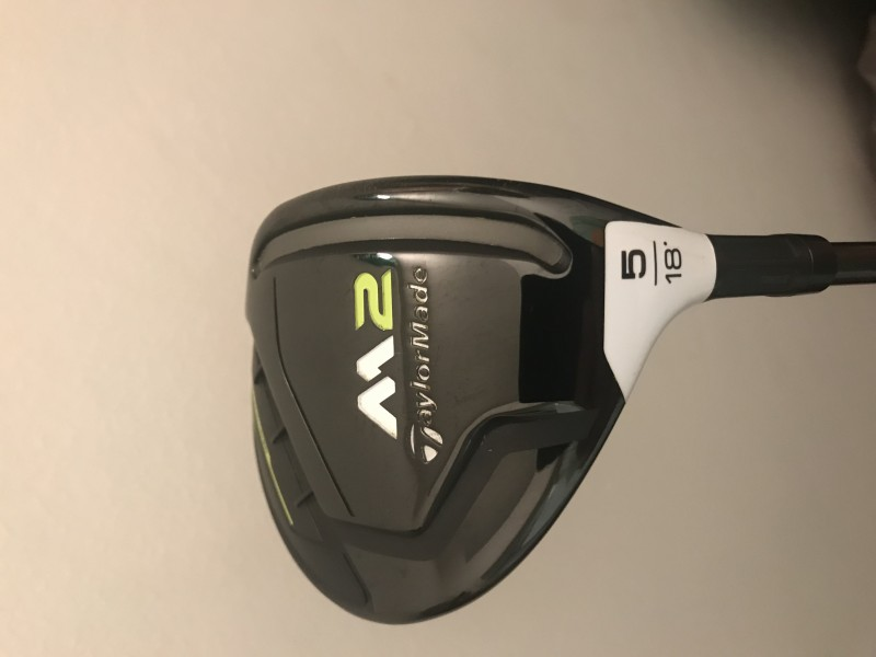 TaylorMade M2 FW 5