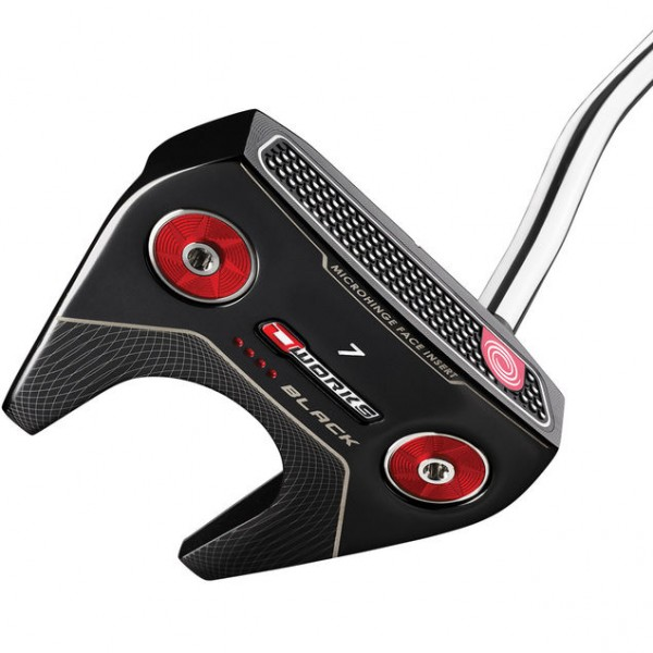 Odyssey putter WORKS BLACK 7s
