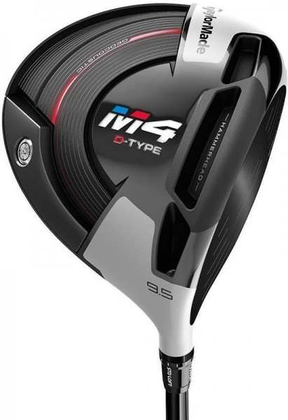 TaylorMade M4 D-TYPE driver 10.5°