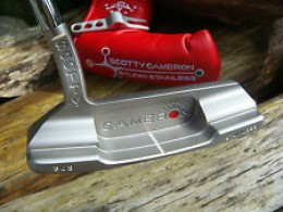 scotty cameron newport 2.5 studio stainless