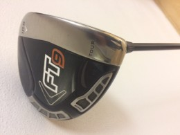 driver Callaway FT9 TOUR DRAW 10, 5°, RH, nový shaft ALDILA WooDoo 60-Stiff, nový grip