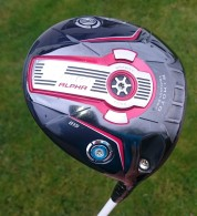 DRIVER CALLAWAY BIG BERTHA ALPHA 815