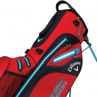 Callaway Hyper Dry Fusion stand bag model 2018