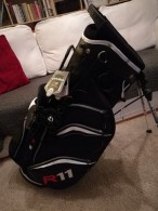TaylorMade R11 stand bag
