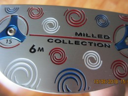 Odyssey MILLED COLLECTION 6M 35