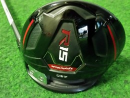 DRIVER TAYLOR MADE R15, SHAFT SPEEDER 57 EVOLUTION