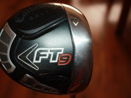 DRIVER CALLAWAY FT-9 TOUR  10, 5° DRAW
