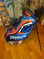 CLEVELAND CG LT STAND BAG 14 WAY