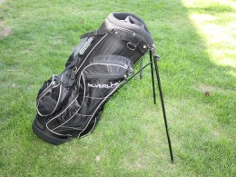 STAND BAG zn.SILVERLINE